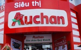 """""""Giải mã"""" nguyên nhân khiến Auchan rút lui khỏi thị trường Việt"""