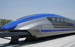 Trung Quốc thử nghiệm tàu đệm từ trường tốc độ 600 km/h