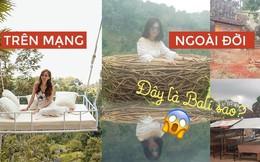 """Review sốc: Cư dân mạng tranh cãi gay gắt sau khi một nữ du khách Việt đăng đàn chê Bali là """"ảo"""" và """"vô vị"""""""