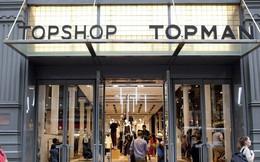 Topshop đệ đơn phá sản tại Mỹ, đóng cửa toàn bộ cửa hàng