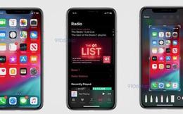 Lộ ảnh mới nhất về iOS 13: iPhone sẽ có giao diện tối Dark Mode, đổi mới thiết kế nhiều ứng dụng