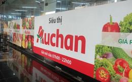 """Auchan bất ngờ giảm giá """"sập sàn"""" vào phút chót"""