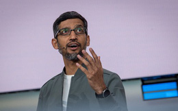 CEO Google từ chối nhận thưởng cổ phiếu suốt 2 năm
