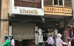 Bộ Công Thương: 'Công an Hà Nội đã khởi tố vụ án Khaisilk'