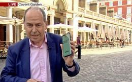 Phiên truyền hình bằng sóng 5G đầu tiên của BBC nhanh chóng bị mất kết nối vì ... hết lưu lượng mạng