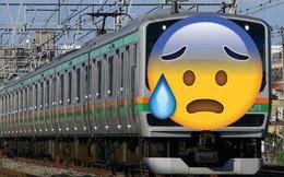 Tàu điện Nhật Bản gián đoạn vì bị trộm mất tay phanh, bảng điều khiển và nhiều thứ khác nữa