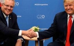 Tổng thống Donald Trump lấp lửng việc đánh thuế Úc