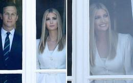 Ivanka Trump xinh đẹp tựa nữ thần, xuất hiện bất ngờ bên cạnh Hoàng tử Harry và thái độ của cả hai mới là điều đáng chú ý
