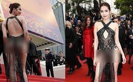 Bộ trưởng Văn hóa: Cần lên án gay gắt việc Ngọc Trinh mặc phản cảm tại Cannes