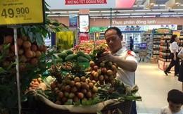 Vì sao Trung Quốc chỉ mua vải thiều không lá của Việt Nam?