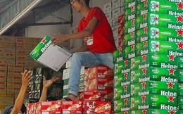 Ông lớn ngoại 'phong tỏa' thị trường bia Việt