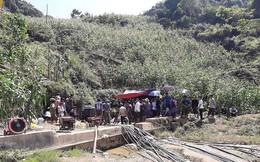 Lào Cai khó tiếp cận được nạn nhân 8 ngày mắc kẹt dưới hang đá