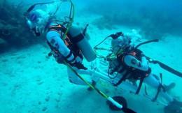 NASA huấn luyện các phi hành gia tham gia sứ mệnh Mặt Trăng trong phòng thí nghiệm dưới biển ở độ sâu 19 mét