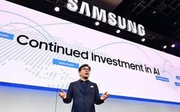 Samsung có số lượng bằng sáng chế AI cao thứ 3 thế giới