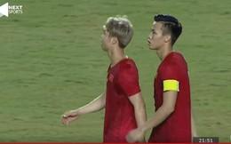 Trận chung kết King's Cup 2019 giữa hai ĐT Việt Nam và Curacao đạt lượng người xem cao kỷ lục trên YouTube