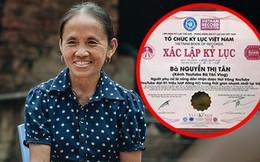 """Bà Tân Vlog: Hôm qua vừa đạt """"kênh YouTube 1 triệu sub nhanh nhất Việt Nam"""", hôm nay phá luôn kỷ lục 2 triệu sub"""