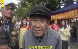 Dành cả thanh xuân để thi Gaokao, cụ ông bán đồng nát tuổi 72 vẫn được ca tụng hết lời dù bỏ cuộc ở lần thứ 19