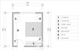 Tư vấn thiết kế phòng ngủ dành cho người chuẩn bị kết hôn rộng 18m² với chi phí khá hợp lý