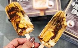 Cạnh tranh ngành kem nhìn từ que trân châu đường đen giao tận nhà