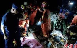 Số người chết trong trận động đất không ngừng gia tăng tại Trung Quốc