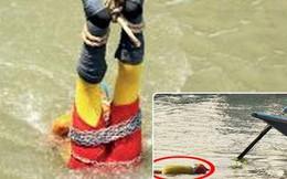"""Đây chính là sai lầm đã khiến """"pháp sư"""" Ấn Độ phải bỏ mạng khi biểu diễn trên sông Hằng"""