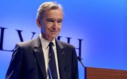 Chân dung ông chủ Louis Vuitton vừa gia nhập 'câu lạc bộ' tài sản 100 tỷ USD