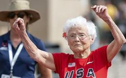 Bà cụ 100 tuổi mới tập chạy bộ, 103 tuổi vô địch giải chạy toàn quốc kèm hàng loạt kỷ lục không thể tin nổi