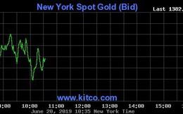 Giá dầu, vàng tăng dựng đứng trước thông tin Iran bắn rơi máy bay không người lái Mỹ