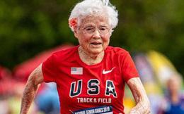 100 tuổi tập chạy bộ, 103 tuổi đoạt huy chương Vàng giải chạy toàn quốc: Cụ bà chia sẻ bí quyết đơn giản giúp sống thọ trong 3 câu!