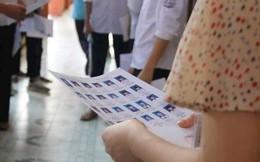 'Lọt đề' thi THPT quốc gia lên mạng, thí sinh và 2 giám thị bị đình chỉ