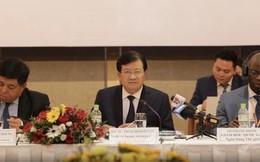 Tỷ lệ doanh nghiệp so với dân số bình quân của Việt Nam còn thấp