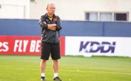 HLV Park Hang Seo lần đầu lên tiếng về hợp đồng với VFF