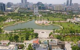 Hà Nội tạm dừng nghiên cứu lấy đất công viên Cầu Giấy làm bãi đỗ xe