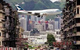 Hong Kong biến sân bay 'nghẹt thở' thành khu căn hộ 'siêu cấp' hàng tỷ đô la