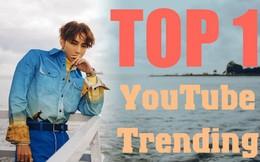 Nhìn YouTube chọn Trending thế này, bảo sao Sơn Tùng giành Top 1 Hàn Quốc nhanh đến vậy