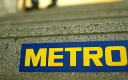 Metro vật lộn với cuộc chiến giành độc lập trước 2 ông trùm Đông Âu