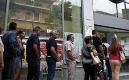 """Thất nghiệp - """"Nỗi ám ảnh"""" của Hy Lạp sau 9 năm khủng hoảng tài chính"""