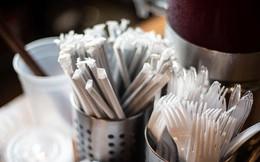 Cấm ống hút nhựa - Washington quay lưng với chính phát minh của thành phố