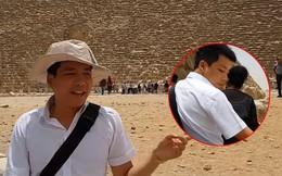 """Tự nhận là YouTuber Việt đầu tiên chi """"tiền tấn"""" review Kim Tự Tháp, Khoa Pug vạch trần nhiều sự thật không ngờ về tọa độ nổi tiếng này"""
