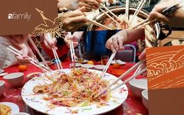 Dùng đũa gắp thức ăn cho người khác: Là nét văn hóa thân thiện hay sự tuềnh toàng thiếu tinh tế?