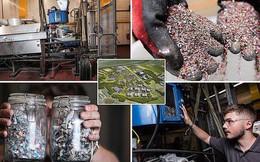 Đột phá siêu to khổng lồ cho Trái đất: Tất cả rác nhựa không thể tái chế được lần đầu tiên được chuyển hết thành điện siêu sạch