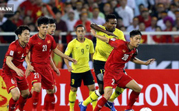 """PCT VFF: """"Đối thủ bất ngờ khi bảng đấu vòng loại World Cup có Việt Nam và Thái Lan"""""""