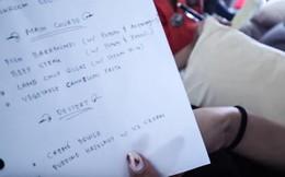 YouTuber đối mặt án tù vì đăng ảnh menu món ăn viết tay của hãng hàng không hàng đầu Indonesia