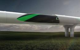 Trải nghiệm đi tàu Hyperloop tốc độ hơn 1.100 km/h