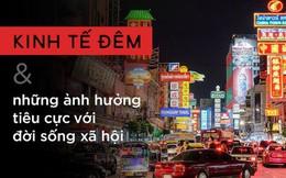 """Chính phủ Trung Quốc """"đối xử"""" với kinh tế ban đêm ra sao?"""
