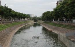 """Nếu thời tiết không """"ủng hộ"""", sẽ lùi thí điểm xử lý ô nhiễm sông Tô Lịch sang mùa khô"""