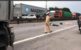 Hải Dương: Tai nạn giao thông 1 người chết, 5 người ra xem bị xe tải tông tử vong