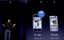 Những ngày này 8 năm trước, Apple ký giấy khai tử Nokia bằng cách đoạt ngôi vương smartphone