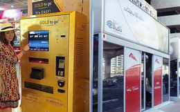 """Đi du lịch đến Dubai, bạn sẽ """"hết hồn"""" khi biết nhà chờ xe buýt có lắp điều hoà, vàng được bán ở cây ATM"""