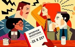 """""""3 từ mô tả bản thân bạn là gì?"""" - câu hỏi tuyển dụng tưởng dễ mà khó, trả lời không xong đi tong cơ hội"""